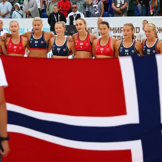 "Handball Federation ""Likely"" to Change Bikini Uniform"