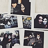Kendall shared a collage of pictures taken at the party.