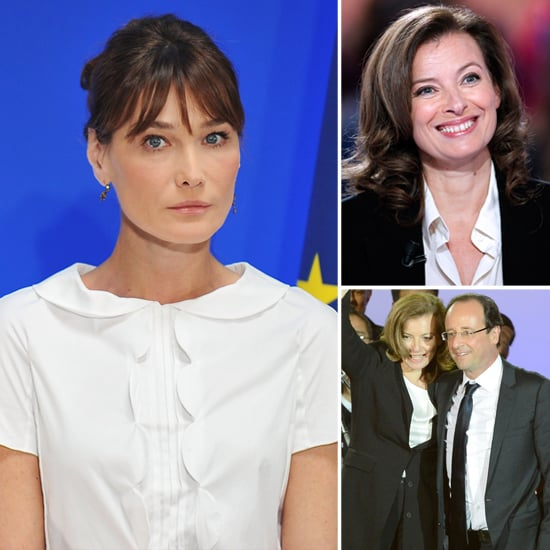 How Will France's New First Lady Valérie Trierweiler Compare to Carla Bruni-Sarkozy?