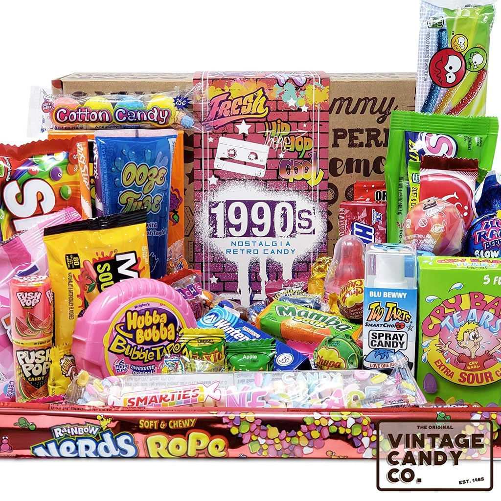 Vintage Candy Co. 1990s Retro Candy Gift Box