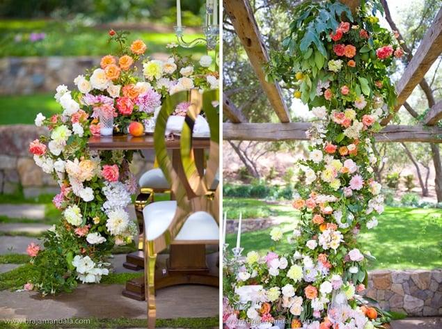 Natural Floral Arrangements
