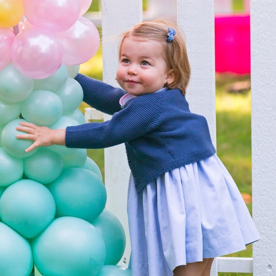 Princess Charlotte's First Two Years