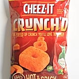 Cheez-It Crunch'd Hot & Spicy