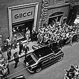 Le Premier Magasin New Yorkais de la Marque a Ouvert en 1953