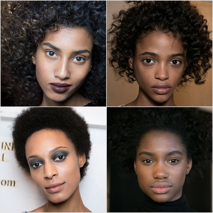 24 Natural-Hair Beauties Who Are Diversifying the NYFW Runway