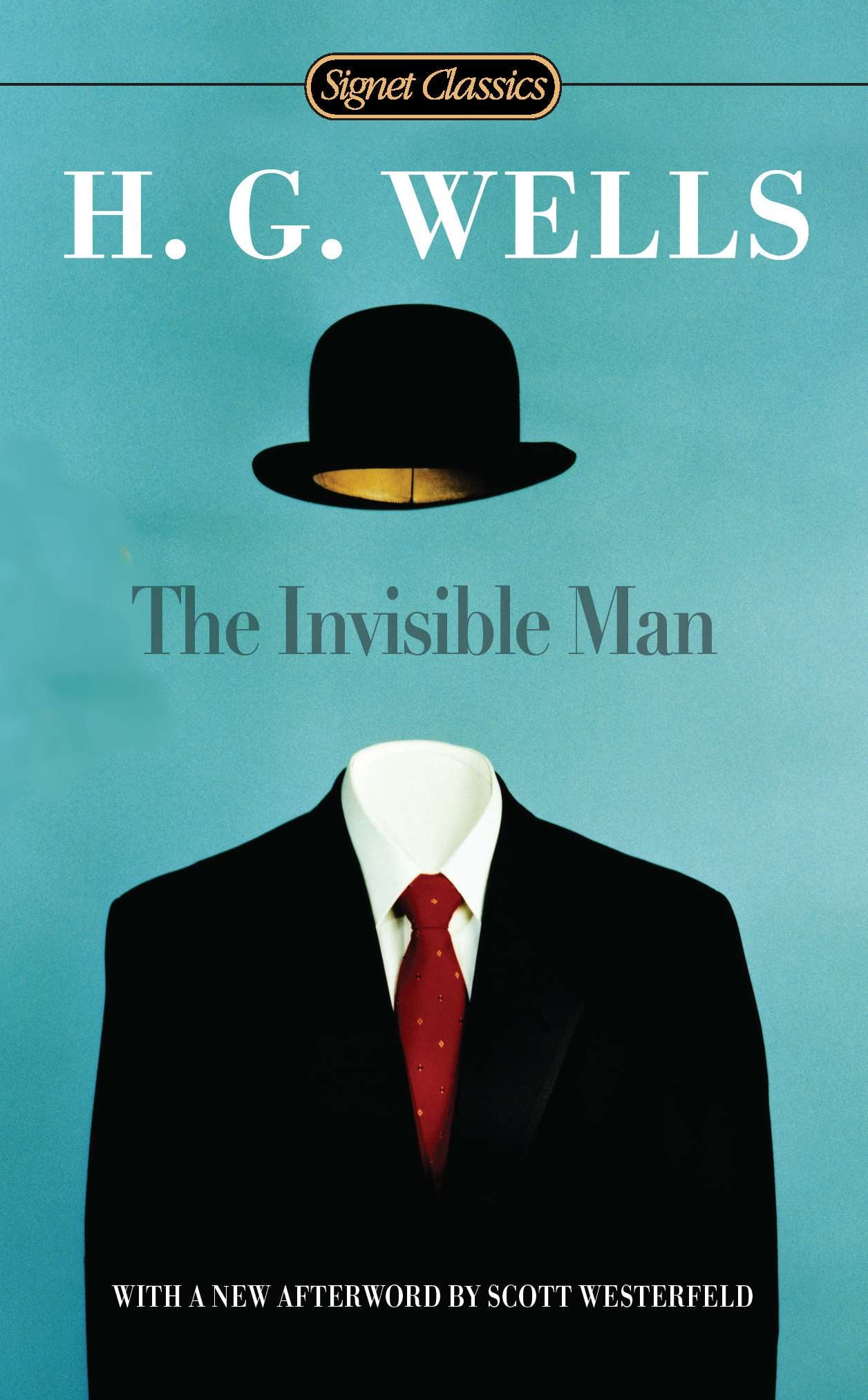 Hold Up, The Invisible Man Movie Looks WAY Different Than the Book