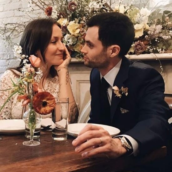 Penn Badgley and Domino Kirke's Wedding Photos 2017