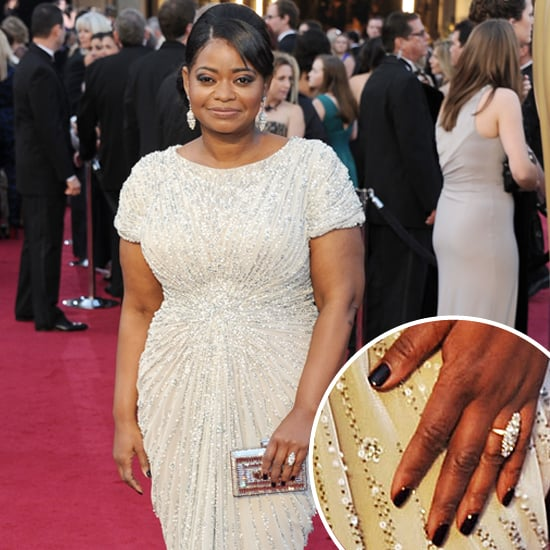 Octavia Spencer: Her Oscars Nails