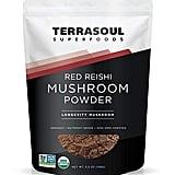 Terrasoul Superfoods Organic Reishi Mushroom Powder