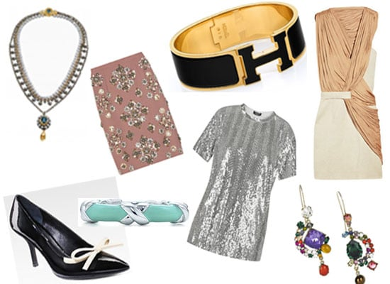Blow The Budget With Fab's High End Xmas Gift Guide, including Prada, YSL, Burberry and Hermes!