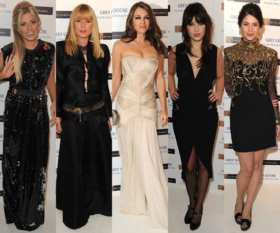 Who is the Best Dressed at Elton John's Winter Ball?