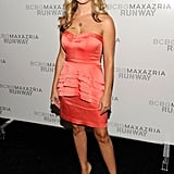 Beverly Mitchell attended BCBG Max Azria's fashion show.