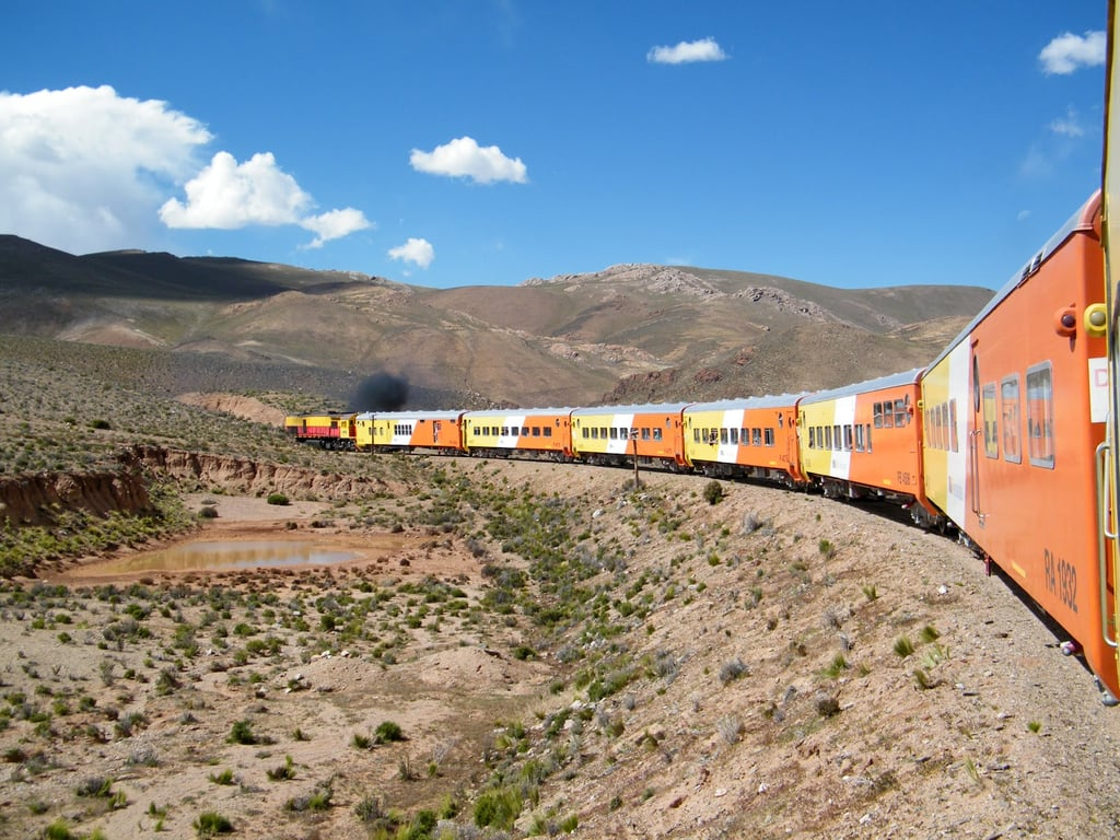 Train To The Clouds Argentina Best Train Trips In The
