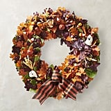 Vintage Halloween Wreath