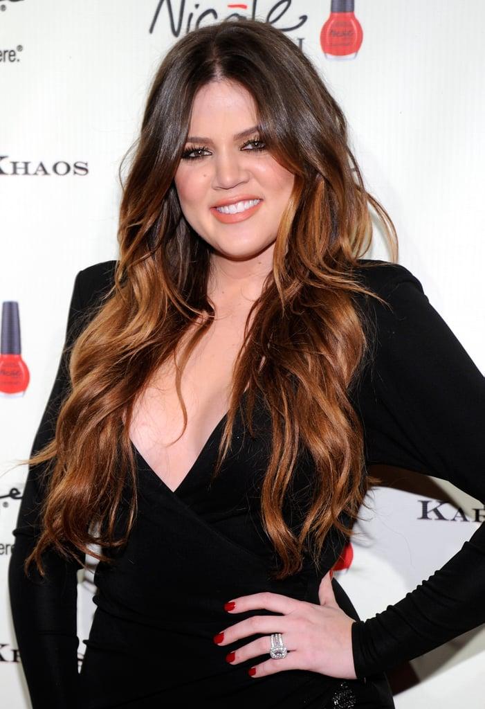 Khloé Kardashian in 2011