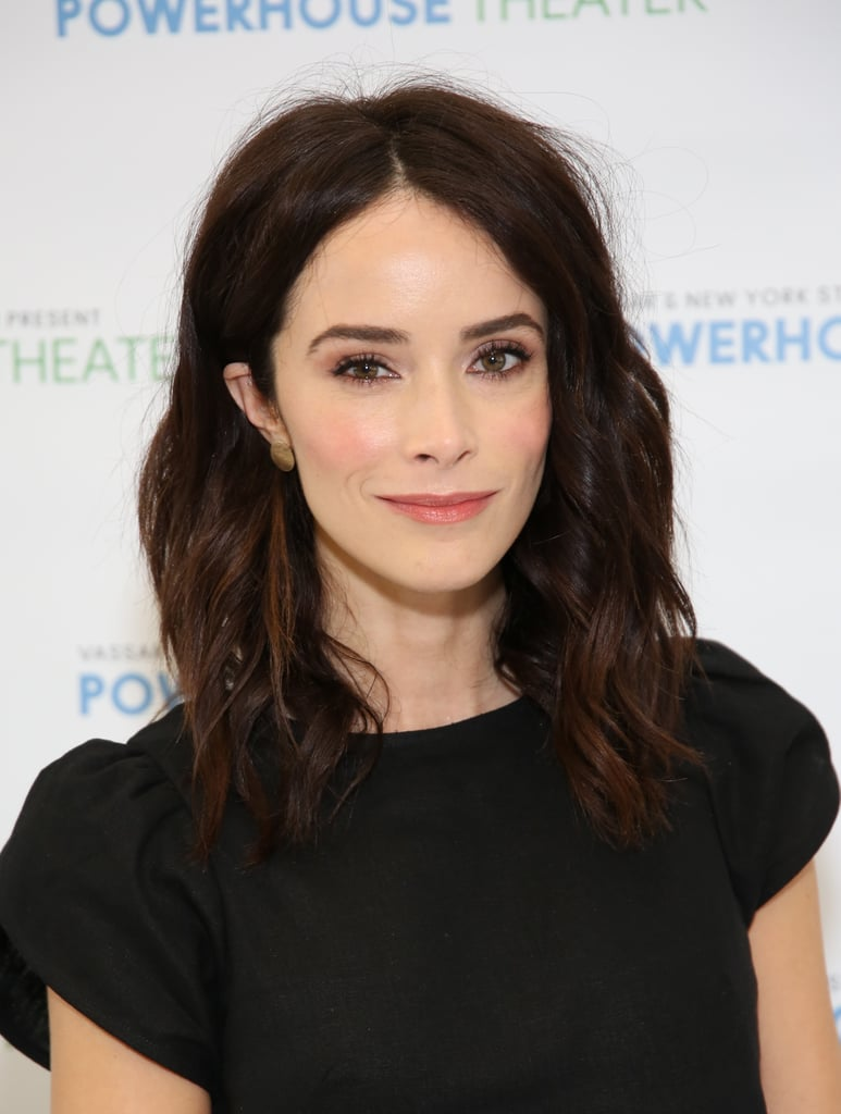 The Healthy Wave as Seen on Abigail Spencer