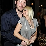 In November 2010, Chris had his arms around Anna at the GQ Men of the Year party in LA.