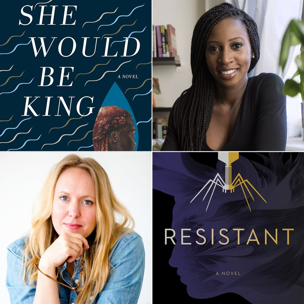 Books by Women Out Fall 2018