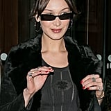 Bella Hadid's Roberi and Fraud Sunglasses