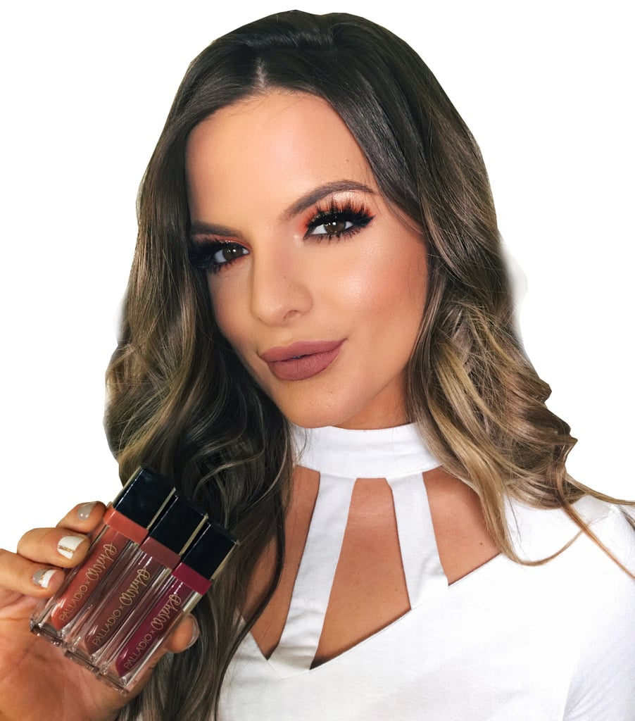 Casey Holmes Palladio Beauty Liquid Lipsticks