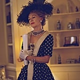 Judy Davis as Hedda Hopper