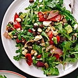 Grilled Summer Salad With Corn, Peppers, and Chili-Lime Dressing