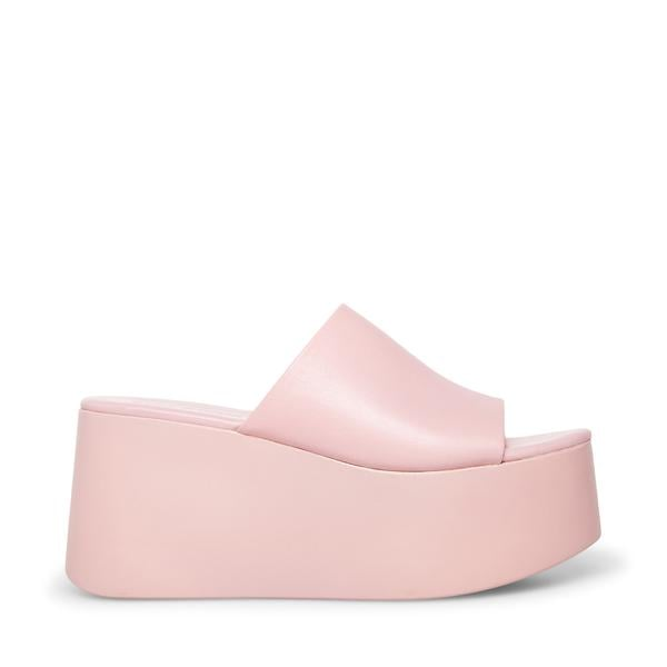 Steve Madden Christa Leather Sandals
