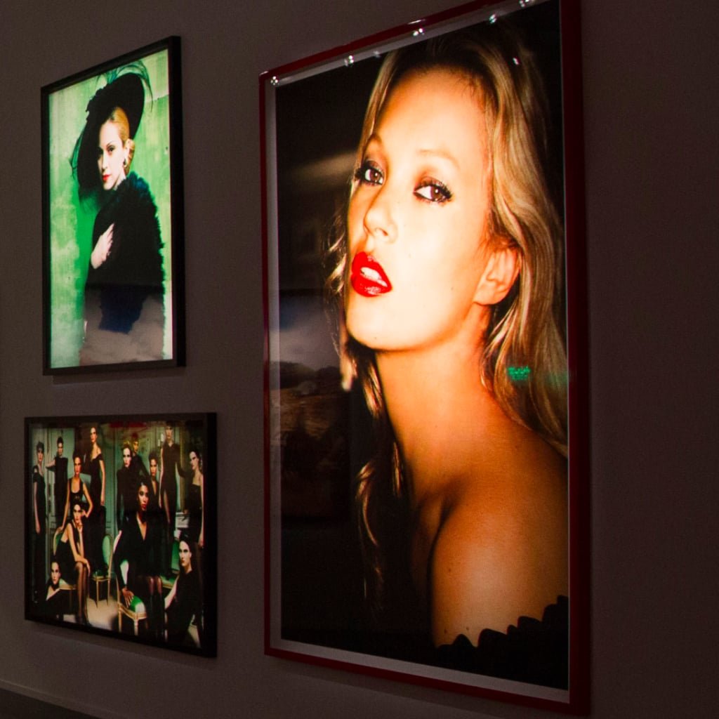 Best Pictures From Mario Testino's Heat Exhibition in Dubai