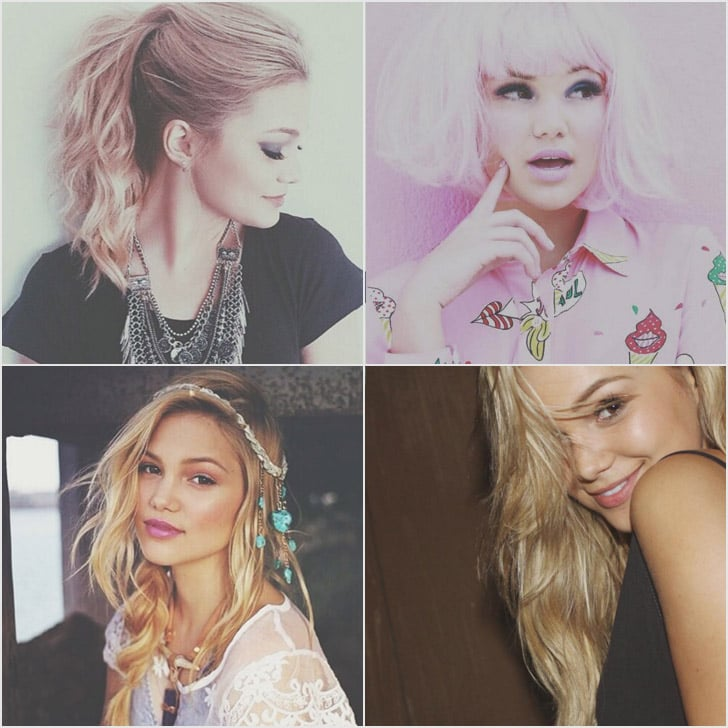Olivia Holt's Best Beauty Looks
