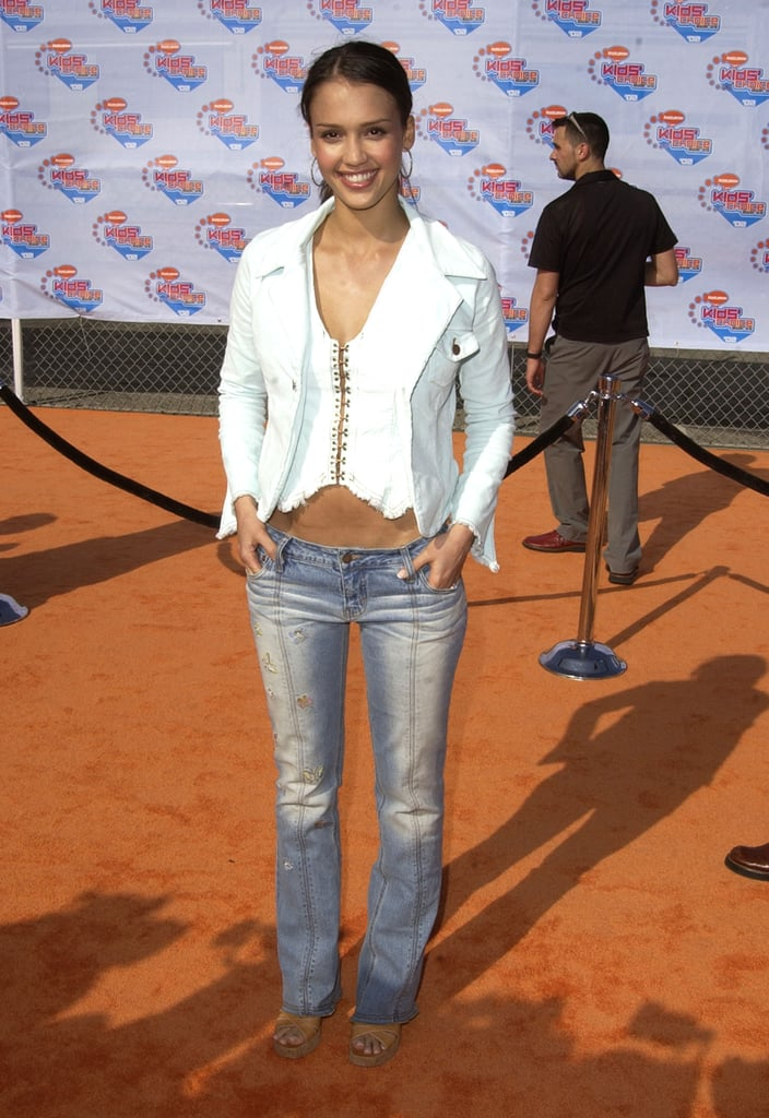 Is That You Jessica Alba Best Looks From Kids Choice