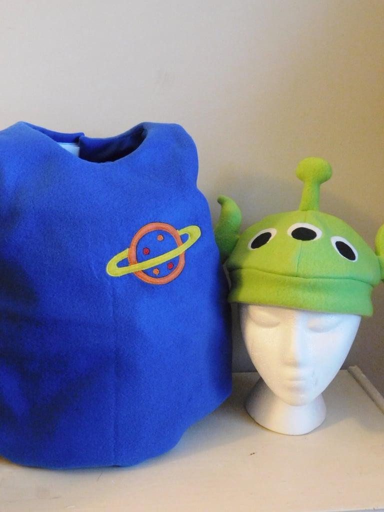 alien costume set ($65) | disney pixar halloween costumes for kids