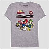 Mario Kart Race Crew T-Shirt