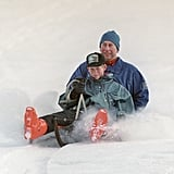 Sleds: Not Just For Kids!