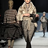2011 Fall Paris Fashion Week: Jean Paul Gaultier