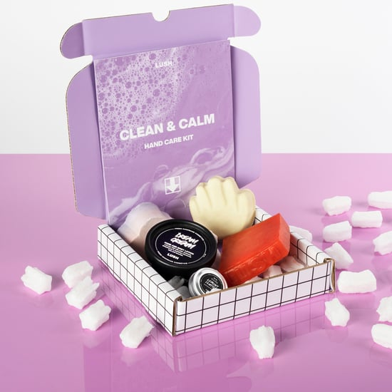 Lush Cosmetics New Handcare Kits