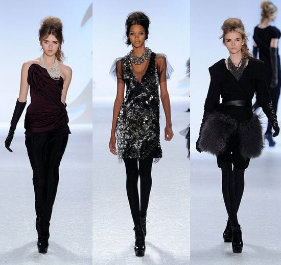 Photos of Vera Wang's Fall 2010 Collection