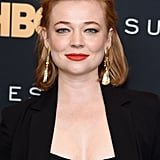 "Sarah Snook as Siobhan ""Shiv"" Roy"