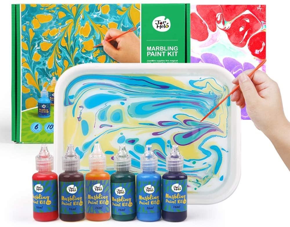 Jar Melo Marbling Painting Kit
