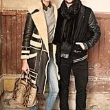 Karlie Kloss and Derek Blasberg