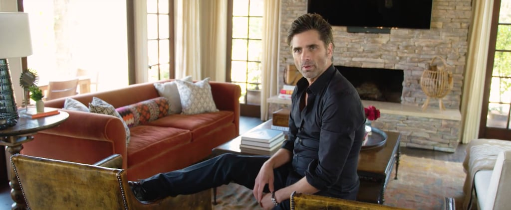 John Stamos's Beverly Hills House in Architectural Digest
