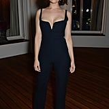 Gemma Arterton at the Vanity Fair and Armani Party