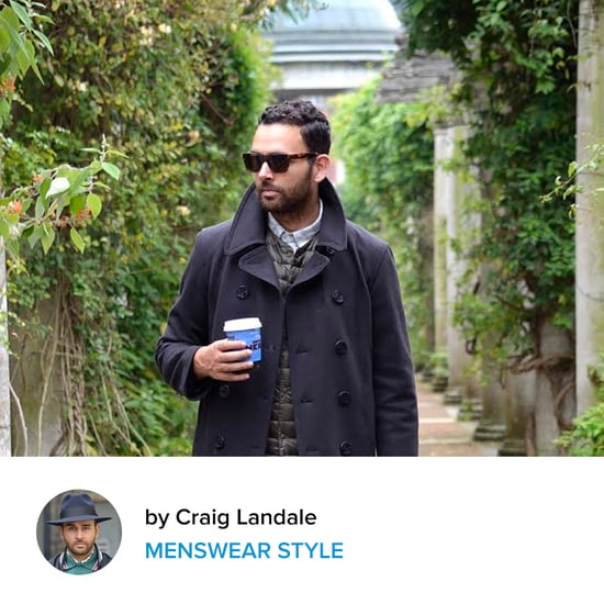 Personal Style Male Fashion Editor
