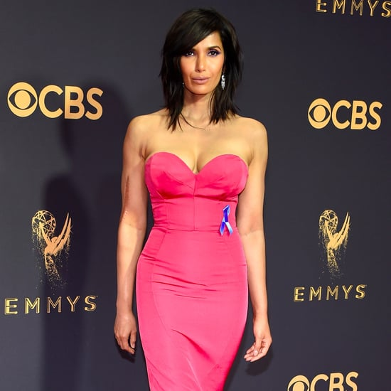Why Are Celebrities Wearing Blue Ribbons at the Emmys?