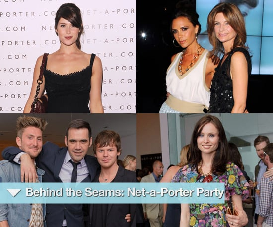 Photos of Victoria Beckham, Sophie Ellis Bextor and More at Net-a-Porter's 10th Birthday Party 2010-07-08 01:24:50