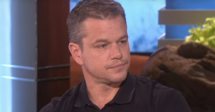 from Kamden matt damon gay marriage