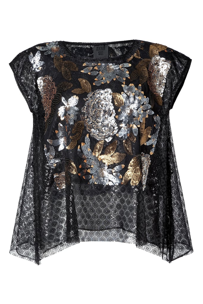 Anna Sui Nuits Top ($370)