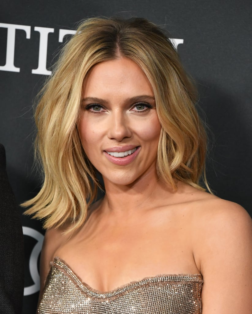 Scarlett Johansson With Blond Hair | What Is Scarlett ...