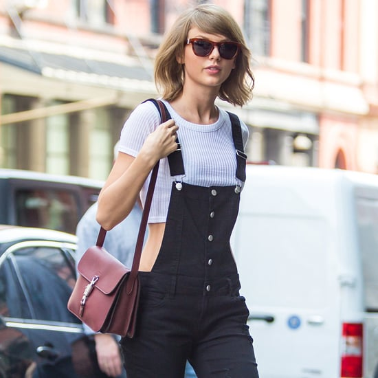 Taylor Swift Wearing Jeans Popsugar Fashion