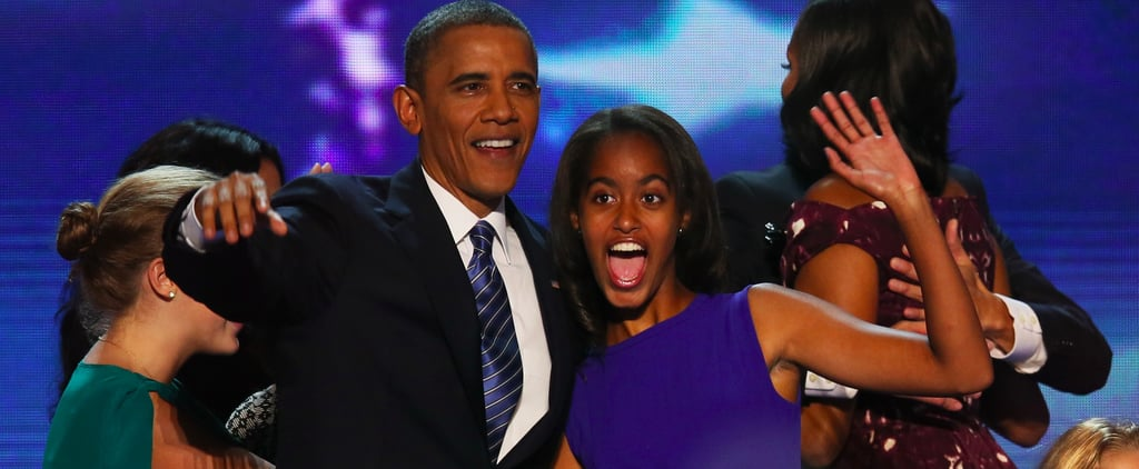 Malia Obama Internship With Harvey Weinstein