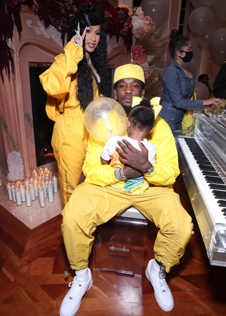 How Many Kids Does Offset Have?